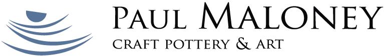 Paul Maloney Craft Pottery & Art Logo
