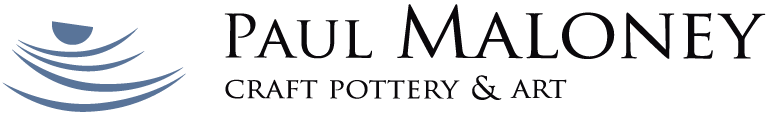 Paul Maloney Craft Pottery & Art Logo